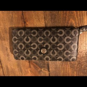 Coach wallet, gently used
